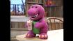 Barney Doll in Barney's Sense-Sational Day