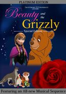 Beauty and the Grizzly Special Edition 2002 VHS Poster