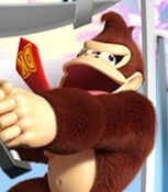 Donkey Kong in Mario and Sonic at the London 2012 Olympic Games