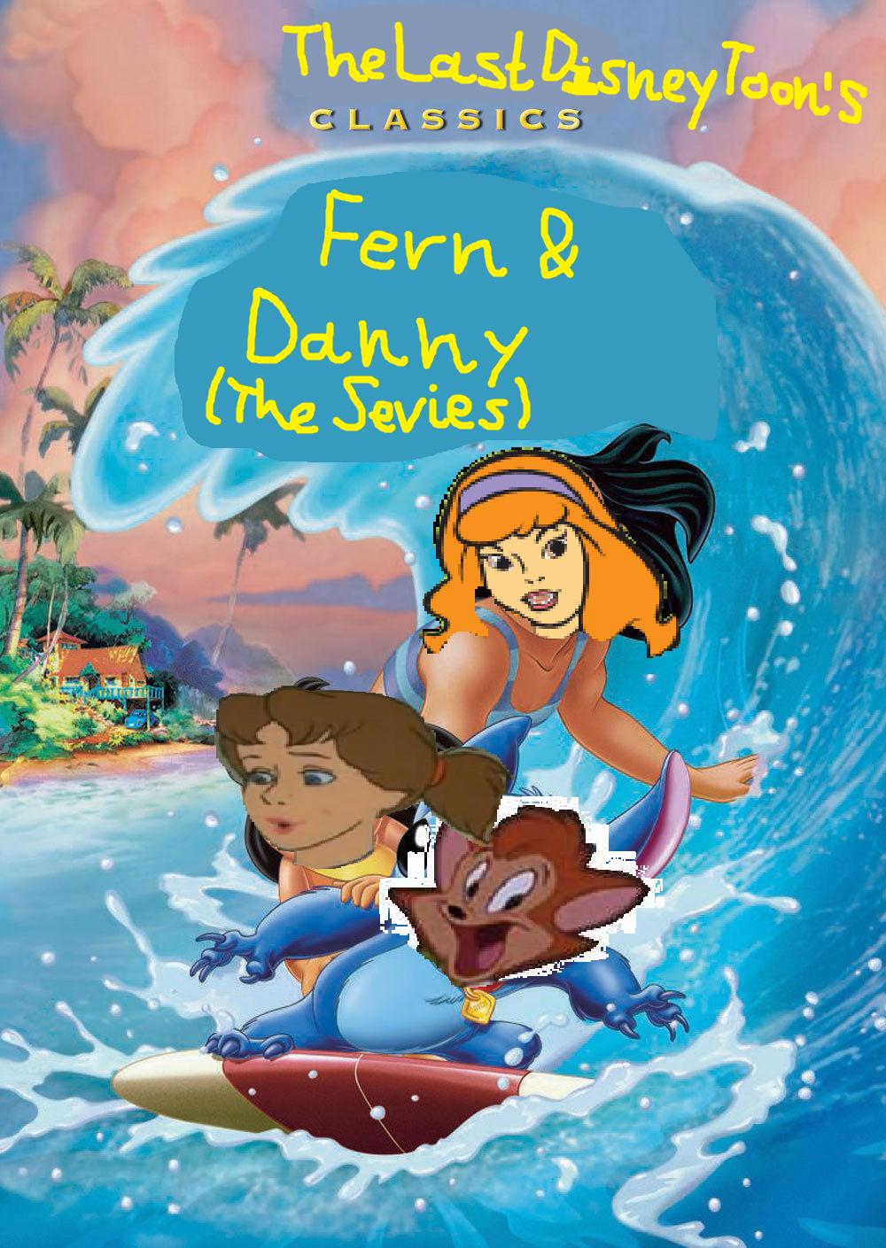Fern and Danny: The Series