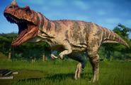 JWE Ceratosaurus