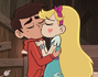 Marco and Star's Kiss Happy Ending by Davidchannel