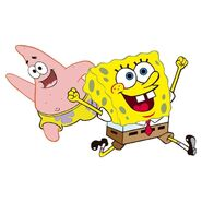 Spongebob-and-patrick-stickers