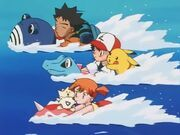 Surfing Pokemon 6