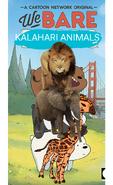 We Bare Kalahari Animals Poster