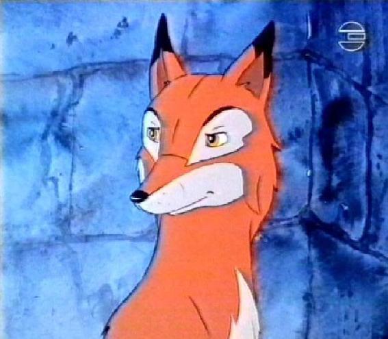 Whisper the Fox