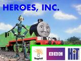 Heroes, Inc. (Gavin Nyenhuis)