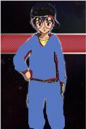 Akira as simon seville