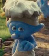 Baker Smurf in The Smurfs