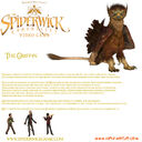 Griffin from Spiderwick