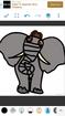 Manny as African Bush Elephant