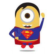Minion as Superman