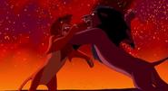 Simba vs. Scar