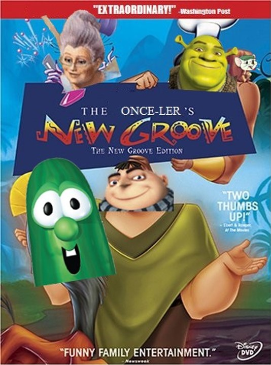 The Once-ler's New Groove