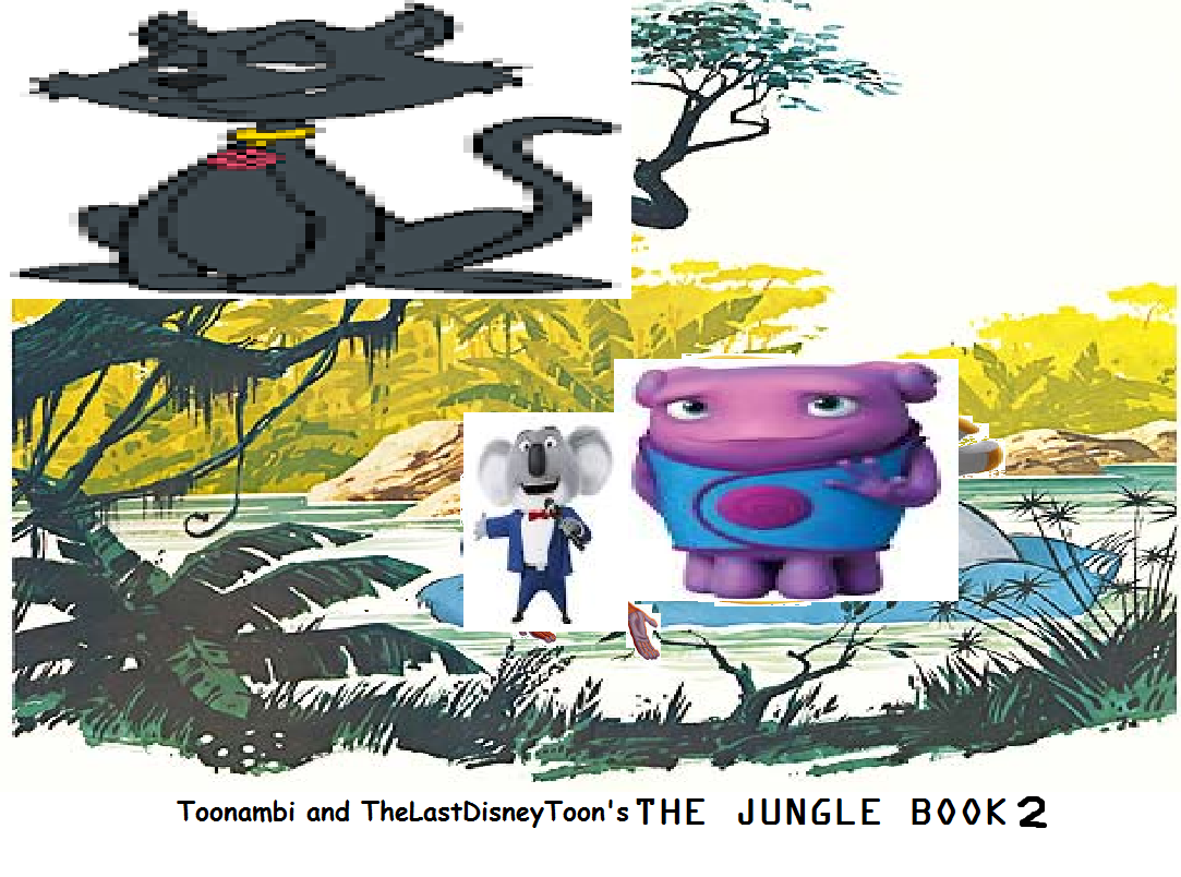The Birthday Book 2 (TheLastDisneyToon and Toonmbia Style)