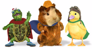 The Legend of The Wonder Pets