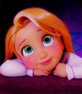 Young Rapunzel