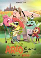 Arlo the Alligator Boy 2021