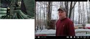 Casey Jones vs Psycho Dad