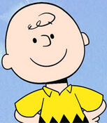 Charlie Brown in the Peanuts Shorts