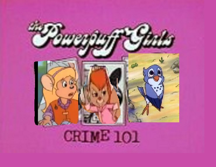 Crime 101 (What a Cartoon (Chris1701 Style))