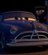 Doc Hudson in the Shorts