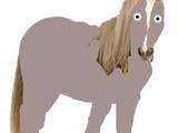 Finster the Zircon Pony