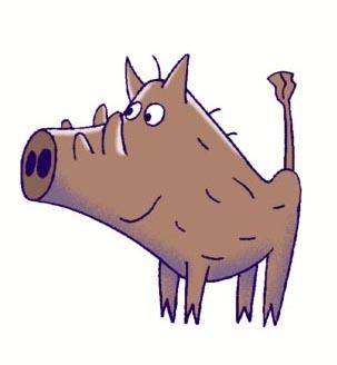Herbert the Warthog