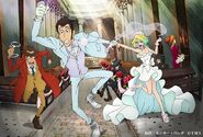 Lupin-III-part-4 wedding day