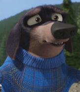 Mr. Weenie in Open Season- Scared Silly