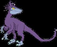 Oprah thetarbosaurusguard