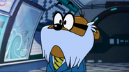Penfold with Colonel K's Mustache 5