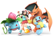 Pokemon Trainer (Female) SSBU