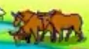 Putt-Putt Wildebeests