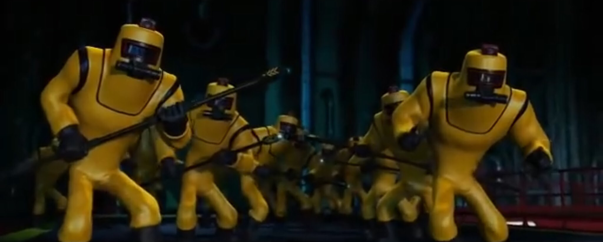 Shanker's Troops (Escape From Planet Earth)
