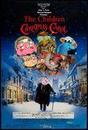 The Children Christmas Carol Poster