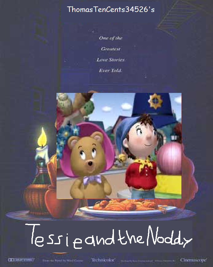 Tessie and the Noddy (ThomasTenCents34526's Style)