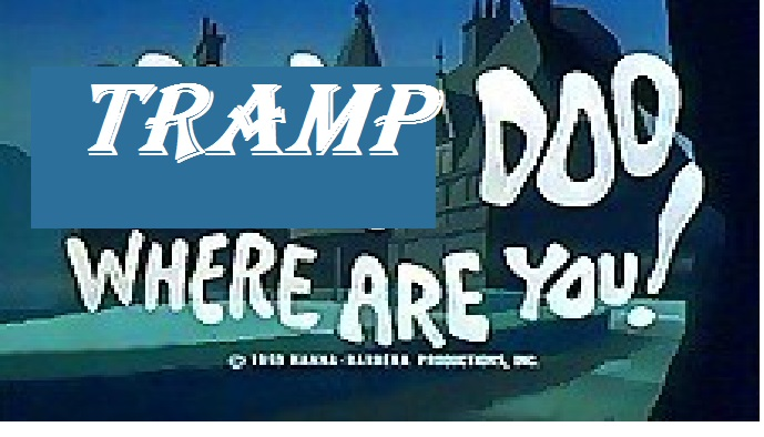 Tramp Doo, Where Are You!