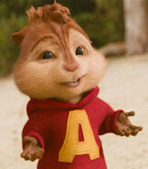 Alvin Seville in Alvin and The Chipmunks Chipwrecked