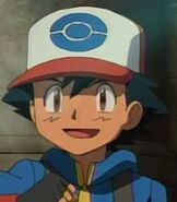 Ash Ketchum in Pokemon The Movie Black White - Victini and Reshiram Zekrom