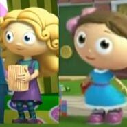 Goldilocks and Jill