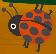 Ladybug let's go for a walk outside super simple songs
