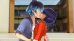 Luka x Kagami Kiss (edit) by CeewewFrost12