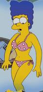 Marge polka dot bikini