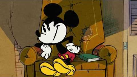 Mickey Mouse (Shrek) trailer