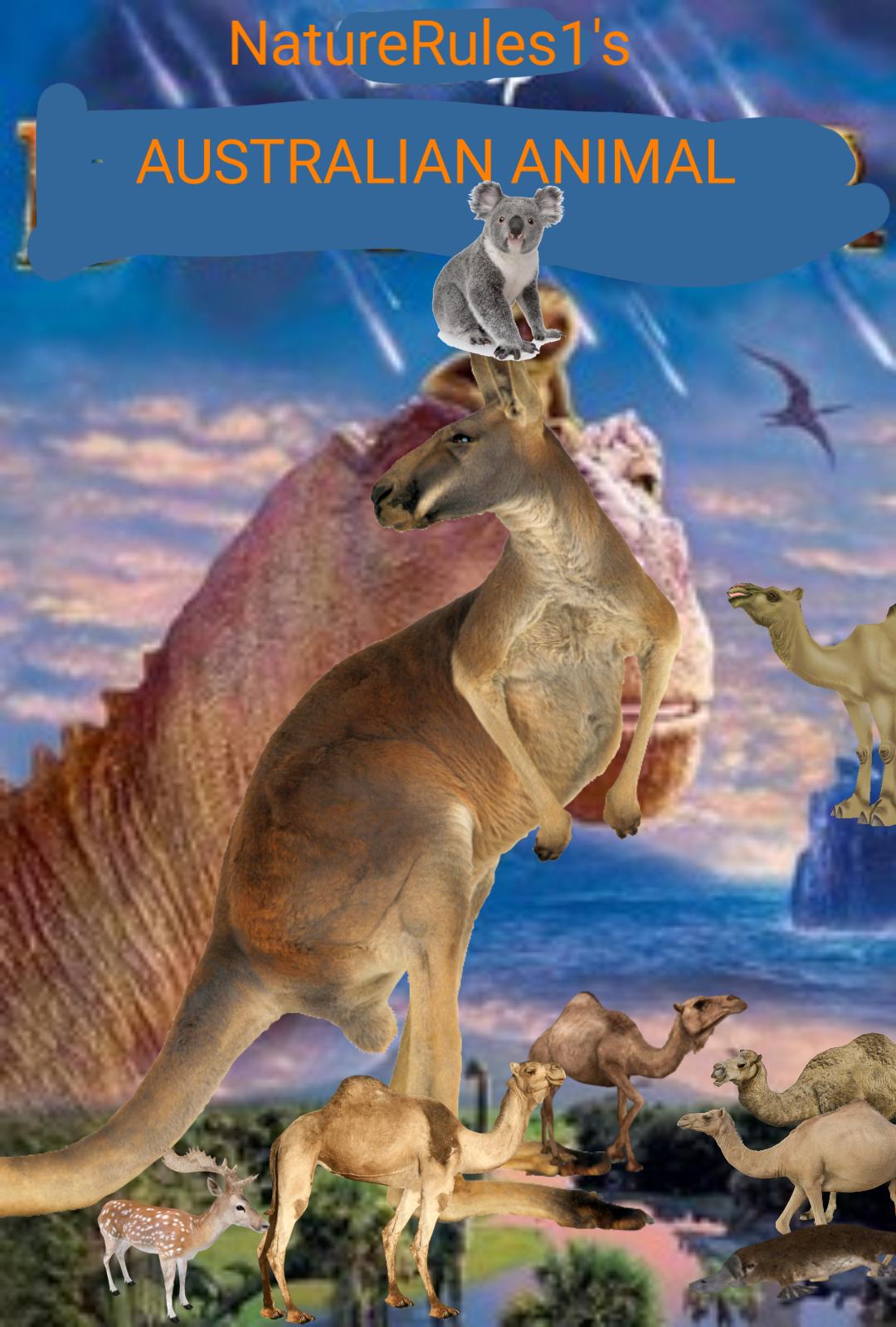AUSTRALIAN ANIMAL