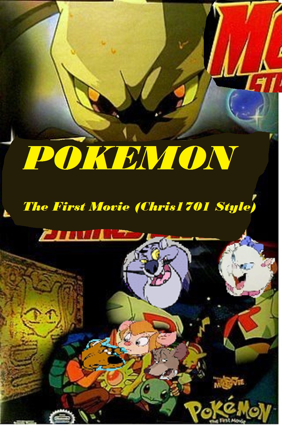 Pokemon The First Movie (Chris1701 Style)