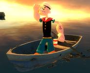 Popeye the sailor man by newthomasfan89-dac3l6e