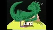 Sesame Street Frilled Lizard