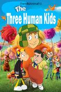 The Three Human Kids (The Lorax; 2012) Poster